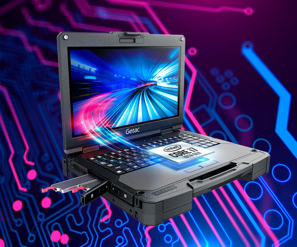Portátil industrial Getac B360 Pro