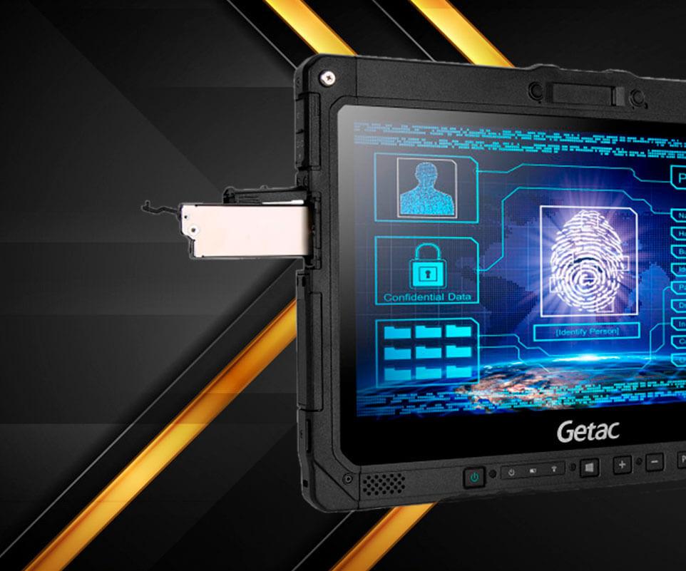 Tablet robusta Getac K120