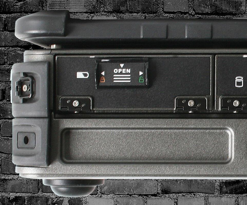 Portátil escalable Getac X500