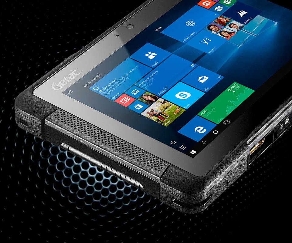 Tablet industrial Getac T800
