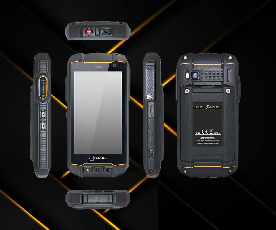 Smartphone industrial IS530.RG