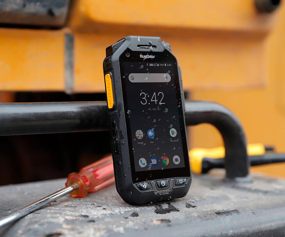Smartphone robusto RG725