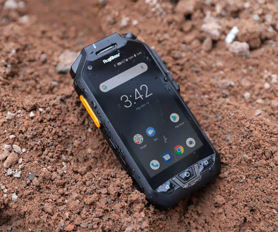 Smartphone PTT RG725