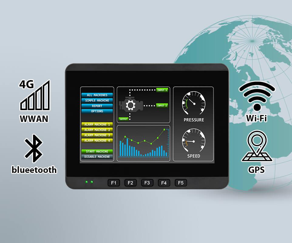 PC embarcado Winmate FM07