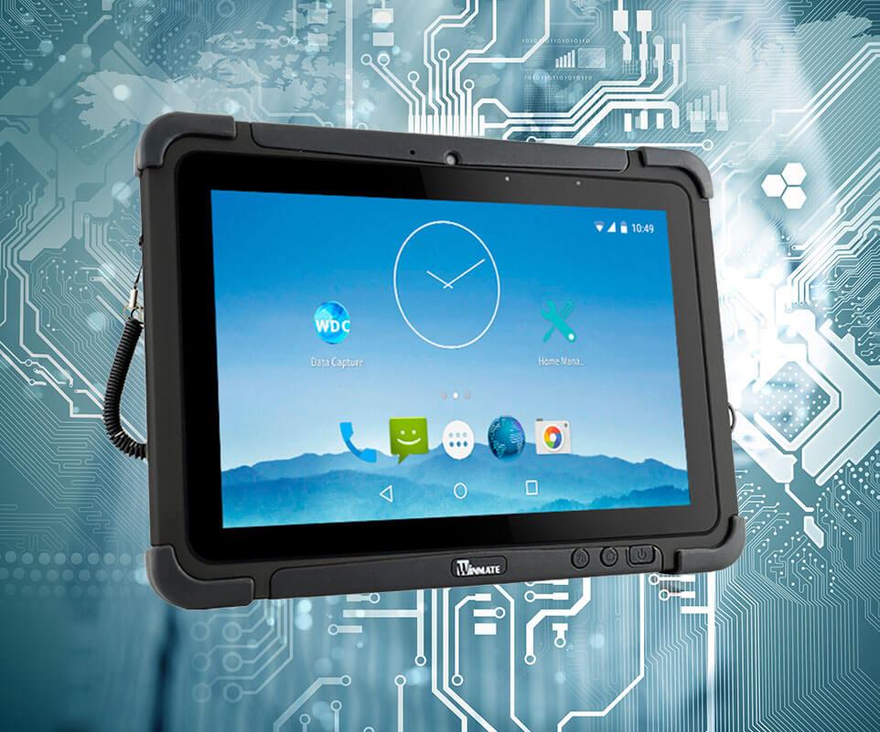 Tablet industrial Winmate M101RK