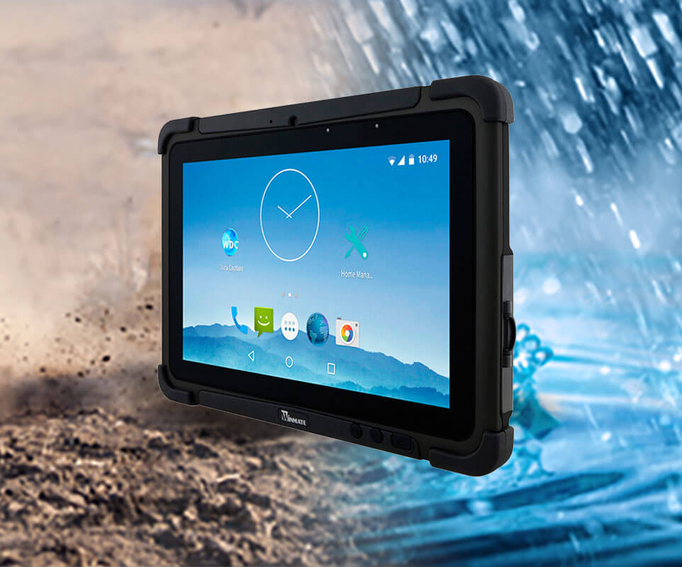 Tablet robusta Winmate M101RK