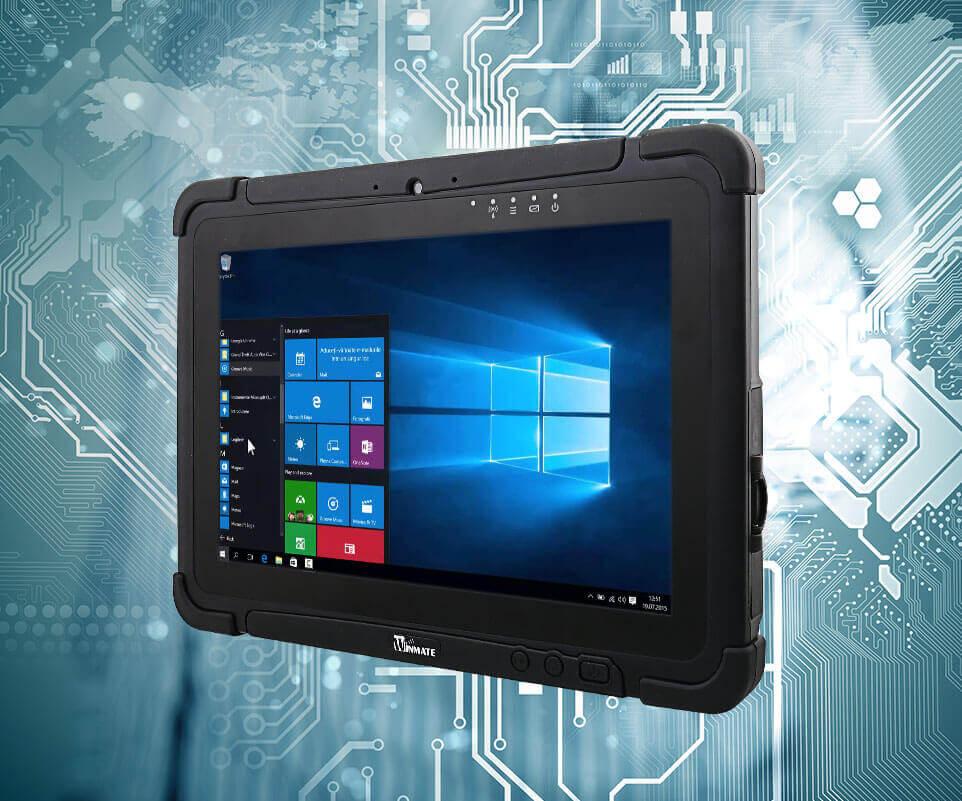 Tablet industrial Winmate M101S