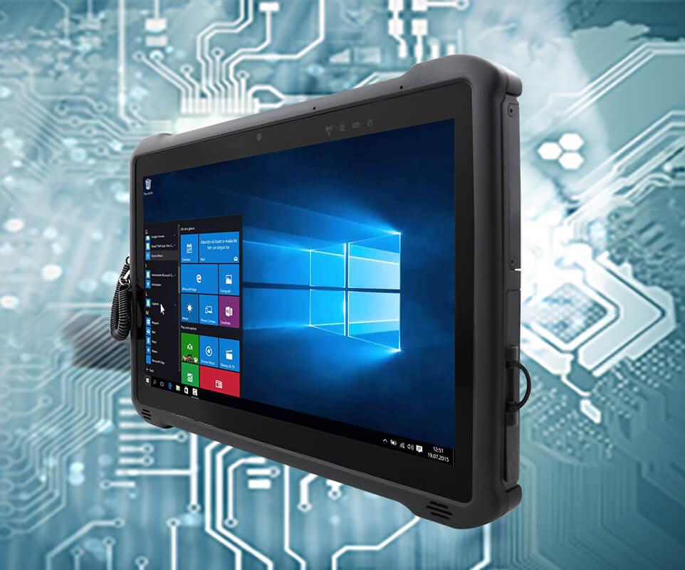 Tablet industrial Winmate M116K