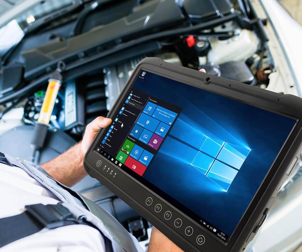Tablet industrial Winmate M133K