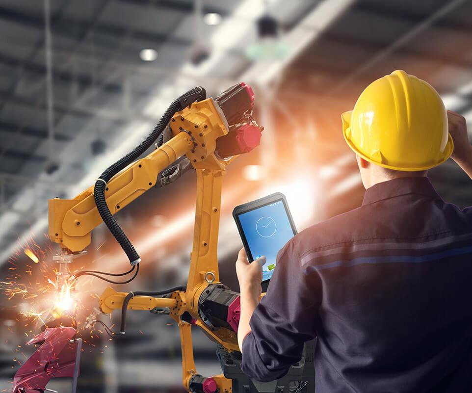 Tablet industrial Winmate M700
