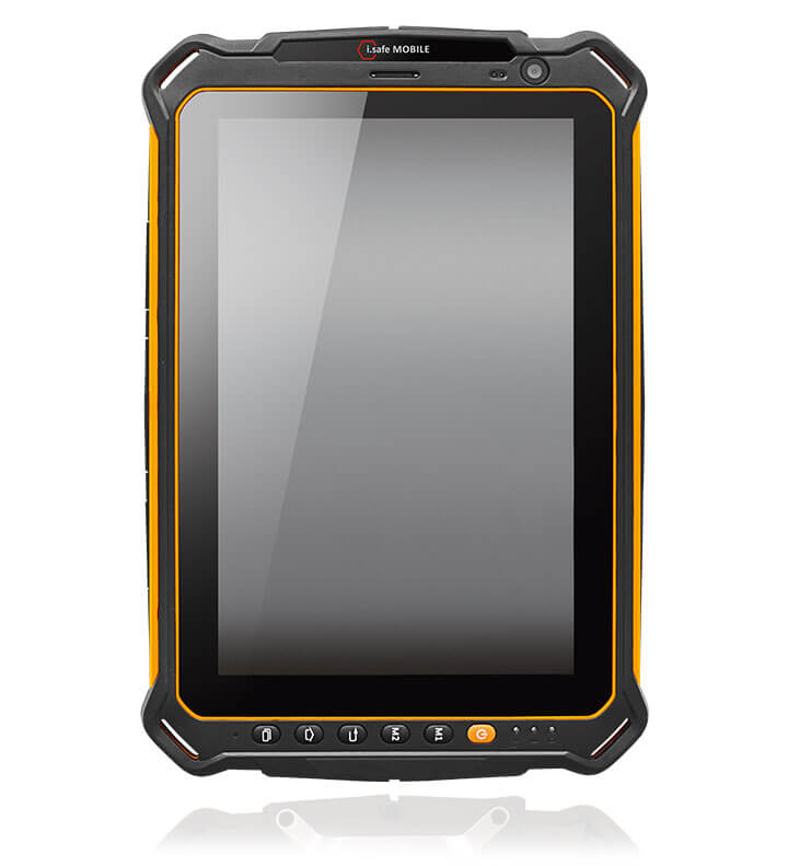tablets isafe front