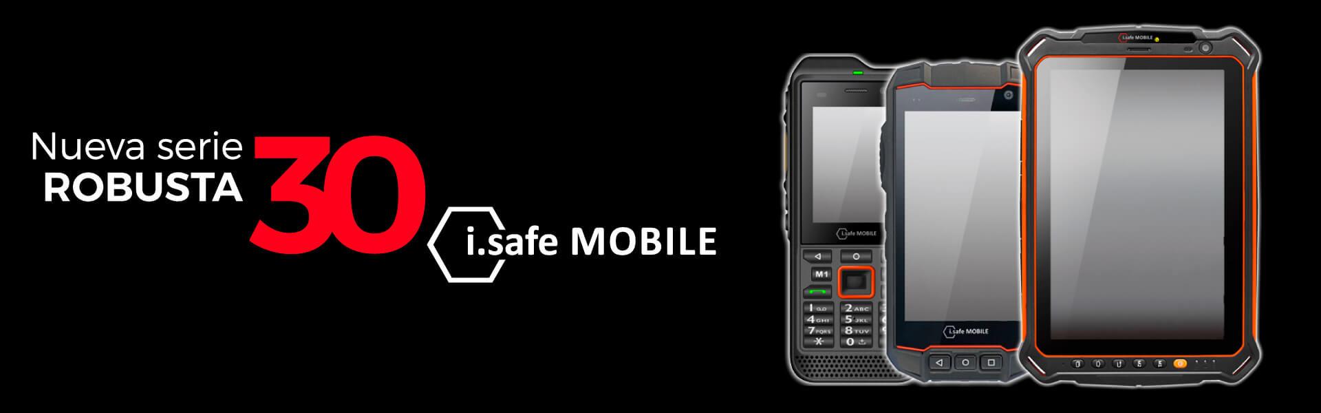 Nueva serie 30's de i.safe MOBILE