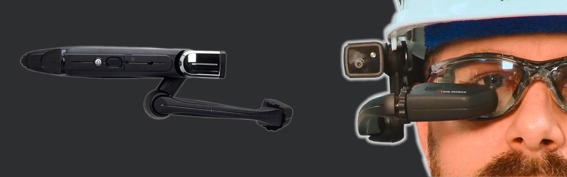 El futuro de la industria con la tablet wearable HMT-1 de realidad aumentada